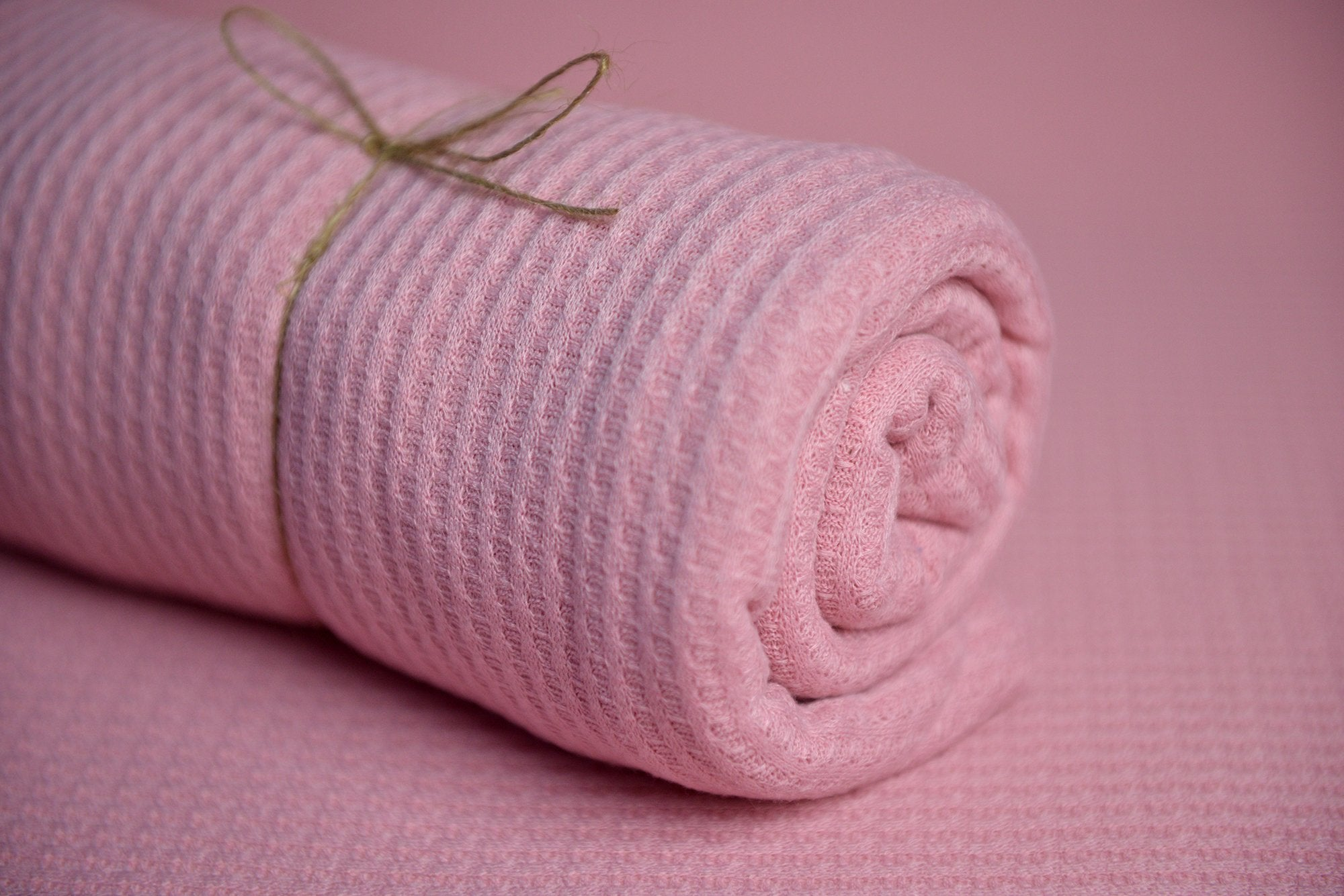 Baby Wrap - Perforated - Light Pink