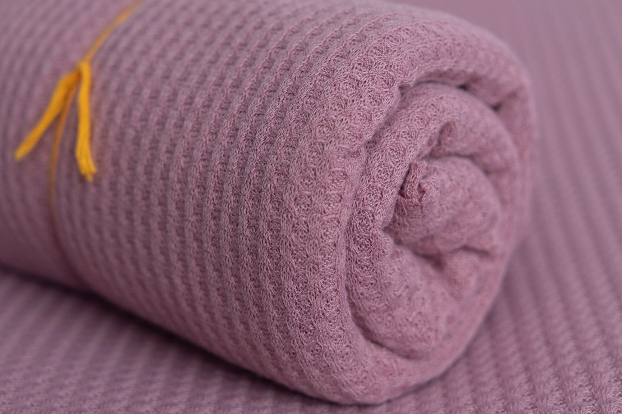 Baby Wrap - Perforated - Mauve