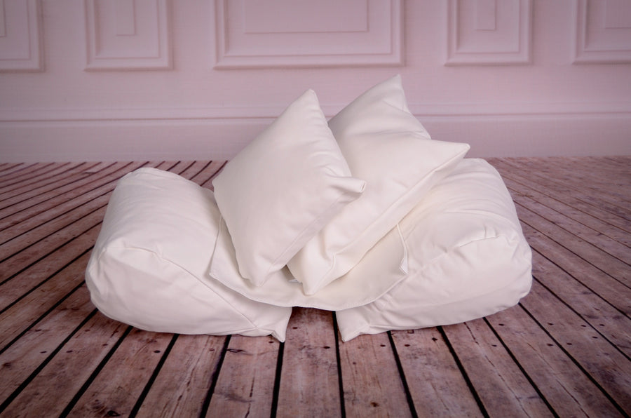 Posing Aid - Pillow Bundle #4 (unfilled)-Newborn Photography Props