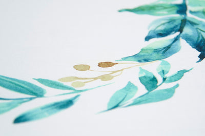 Printed Fabric - Eucalyptus