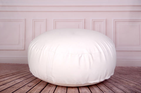 Posing Bean Bag for Newborn Photography 33in. diameter (unfilled)