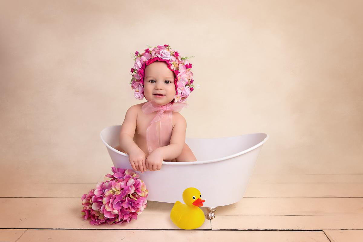 Rubber Duck - Big Yellow-Newborn Photography Props
