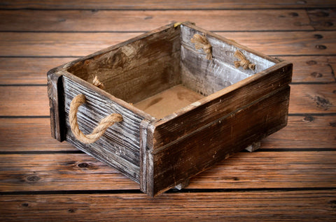 Rustic Box - 15in