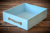 Rustic Crate - Light Blue