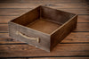 Rustic Crate - Brown