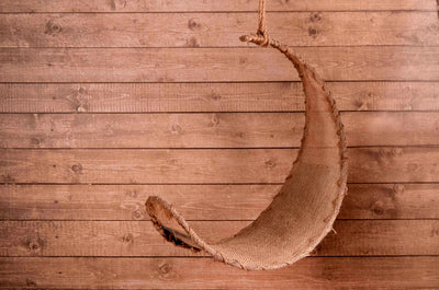 Rustic Moon - Floor Hammock / Swing