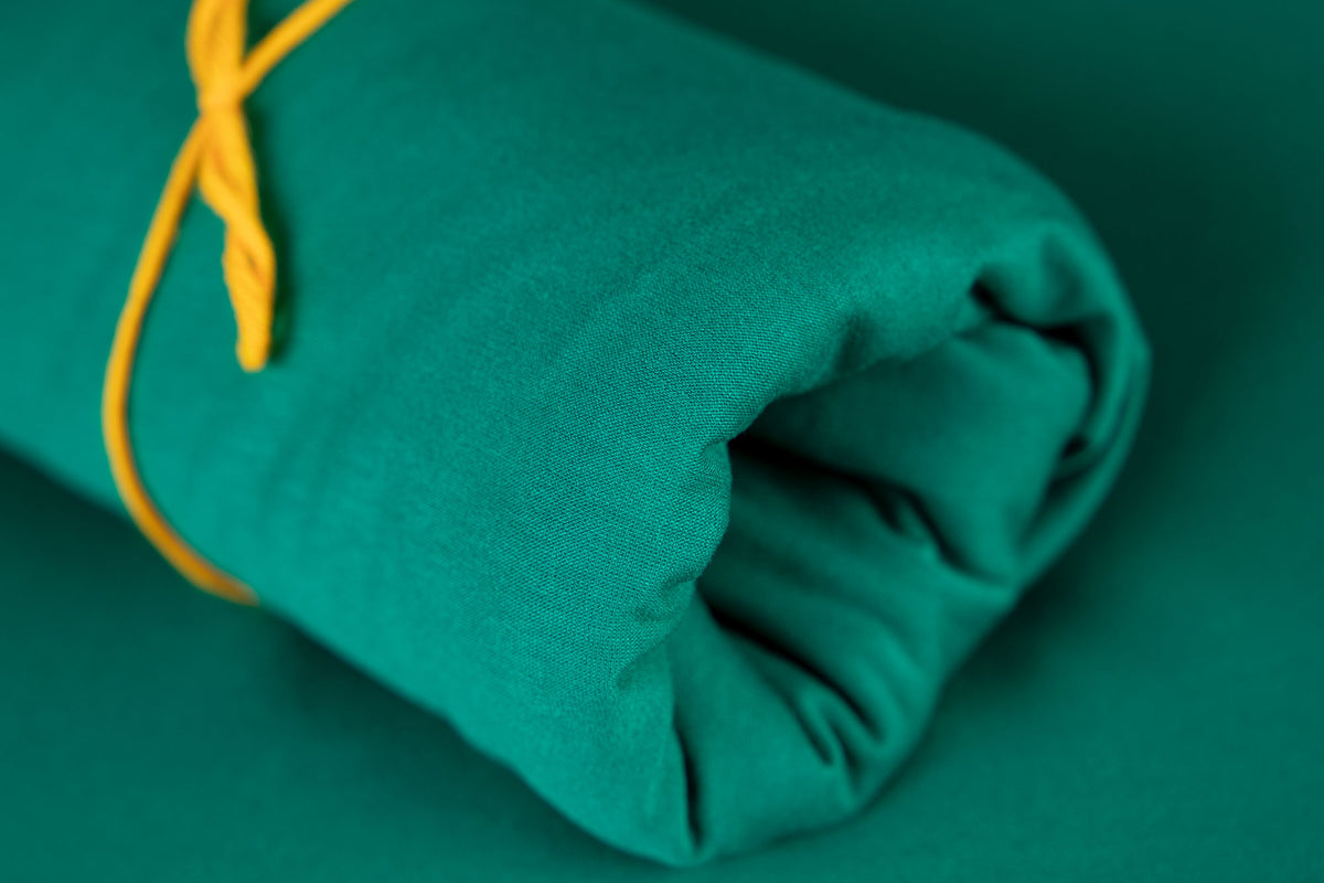Baby Wrap - Smooth - Emerald Green