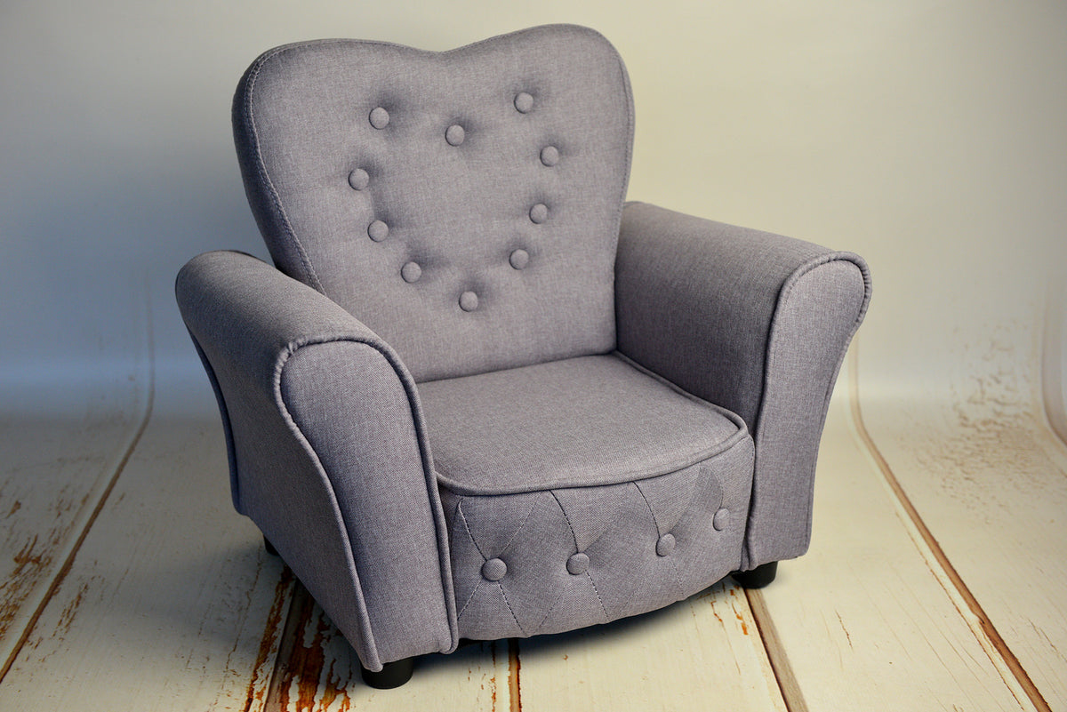 Sofa for newborn photography prop