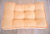 SET Mattress and Pillow - Solid Peach