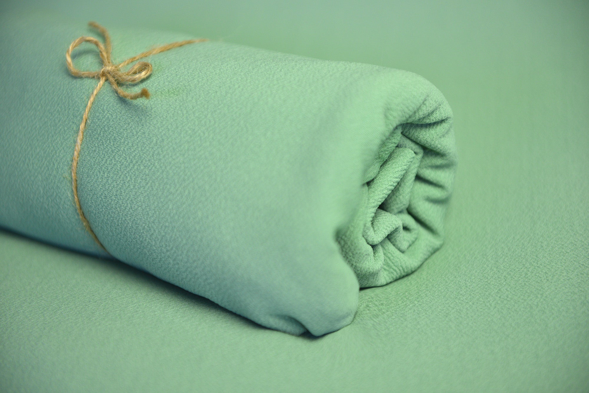 Bean Bag Fabric - Textured - Light Olive