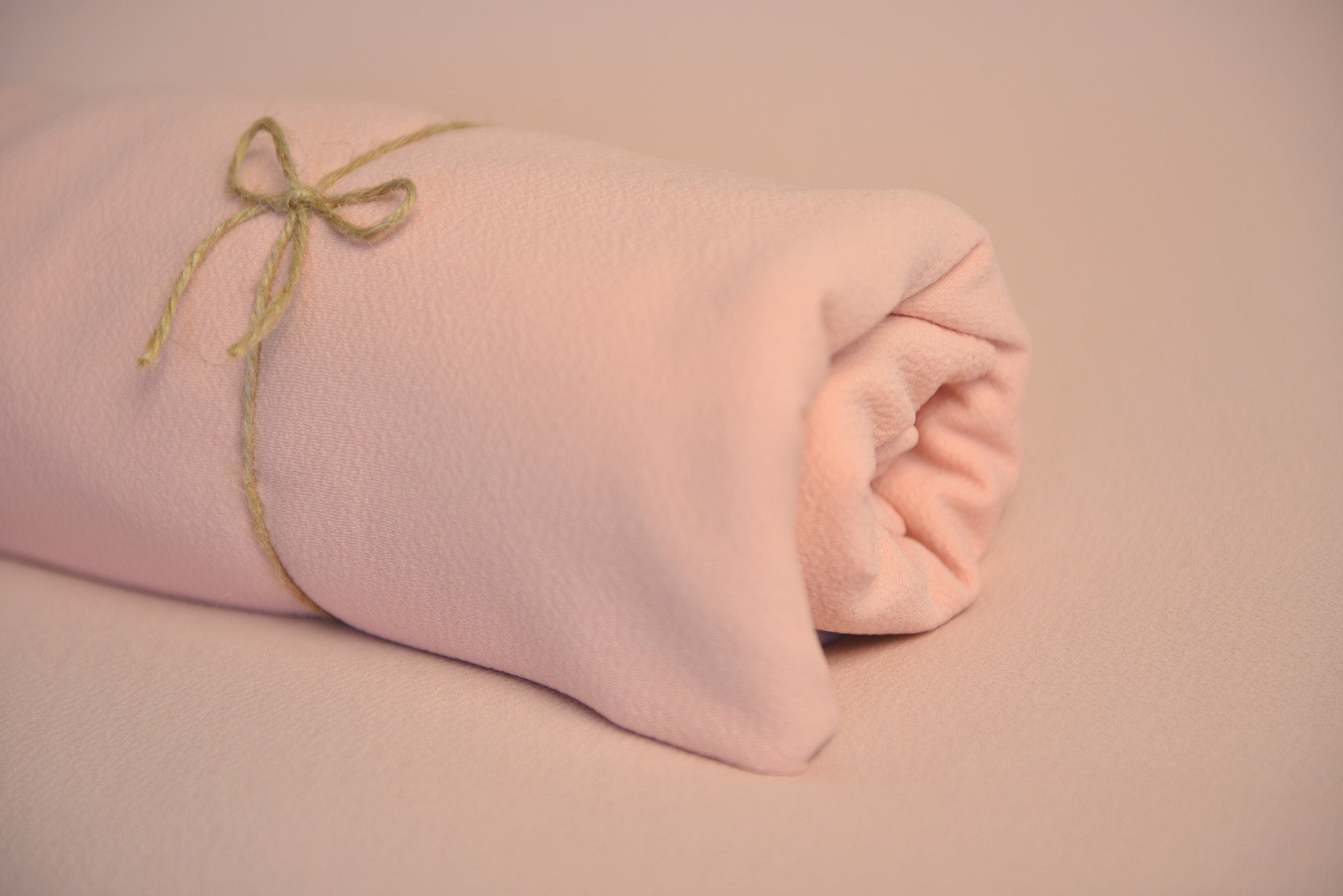 Baby Wrap - Textured - Pale Peach