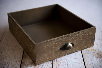 Vintage Drawer - Brown