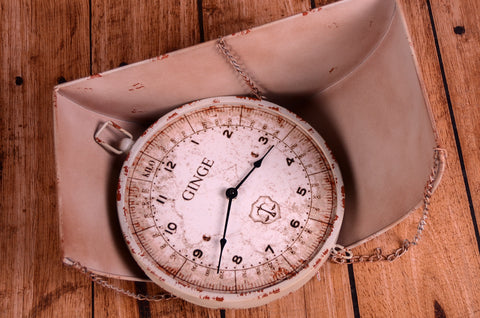 Vintage Hanging Weighing Scale