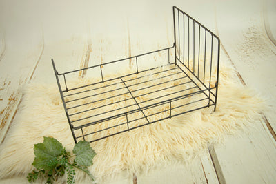 Vintage Wire Bed - Unpolished