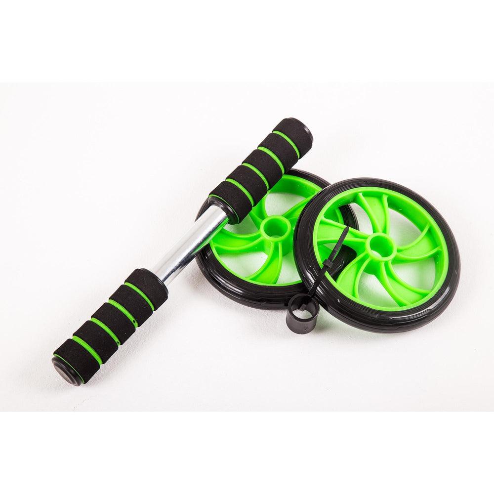 BodyBoss Accessory Boss Green Ab Wheel