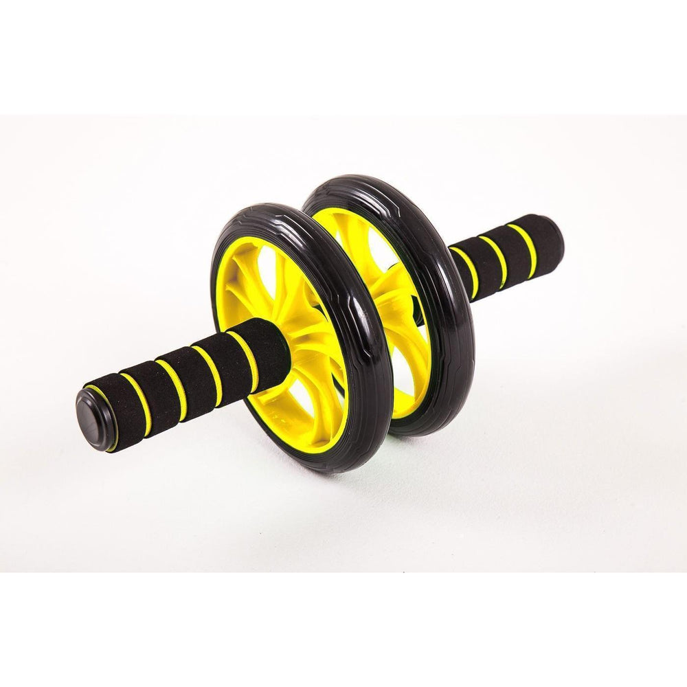 BodyBoss Accessory Yellow Boss Green Ab Wheel