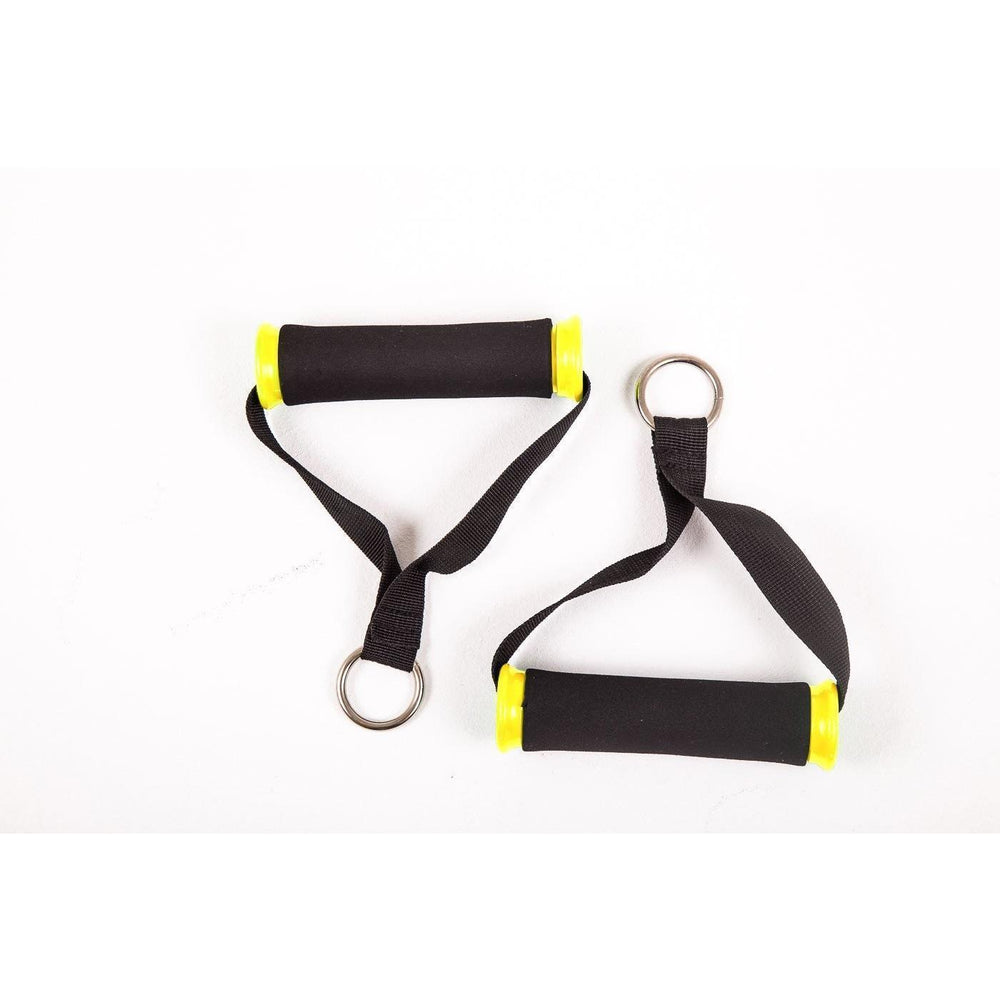 BodyBoss Accessory Yellow Hot Pink Boss Handles