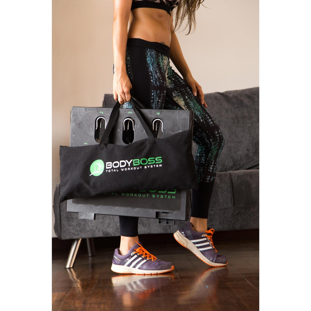 BodyBoss Portable Home Gyms BodyBoss Portable Gym 2.0 - Extra Band Package