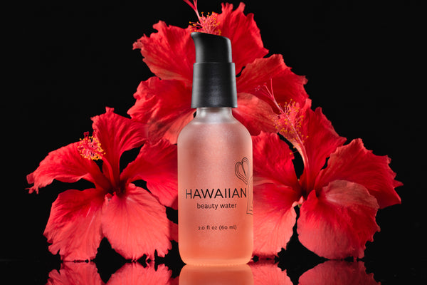 Hawaiian Beauty Water: Our Glow Potion