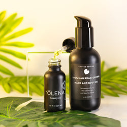 LIMITED EDITION Craft Series - Hawaiian-Grown Body Oil & Olena Beauty Oil