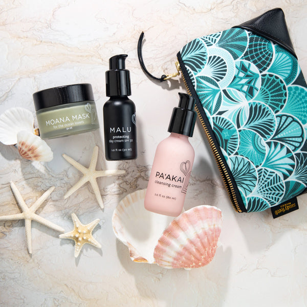Ocean Lovers Set (Holiday Limited Edition) - Honua Hawaiian Skincare