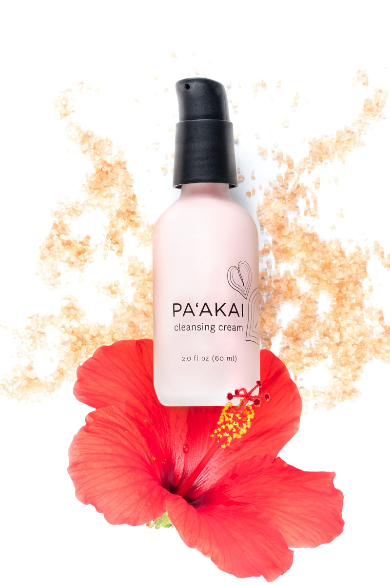 Paʻakai Cleansing Cream