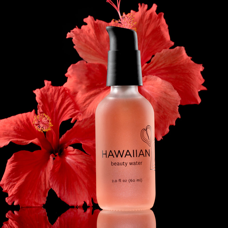 Hawaiian Beauty Water - Honua Hawaiian Skincare