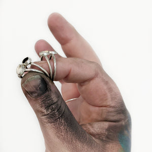 North Faun Jewellery - Working Hands - Morgan Brade
