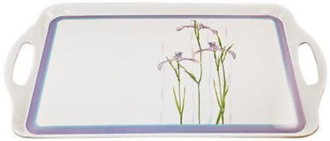 Corelle Coordinates Shadow Iris Rectangular Tray