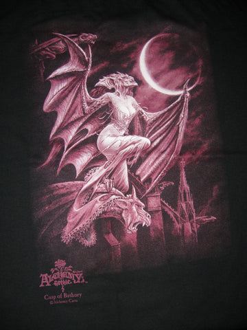 Curse of Bathory Men's T-Shirt by Alchemy of England - Rare