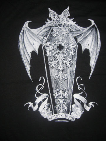 Curse of Bathory Two-Sided Long Sleeved Shirt by Alchemy of England - Rare