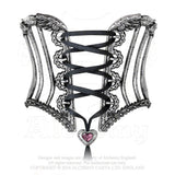A112 - Tightlace Corset Bangle by Alchemy of England - New