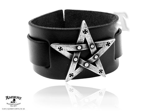 A85 - Pentagration Bracelet by Alchemy of England