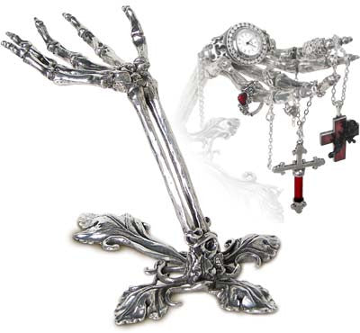 AAC58 - Litternere Jewelry Stand by Alchemy Gothic