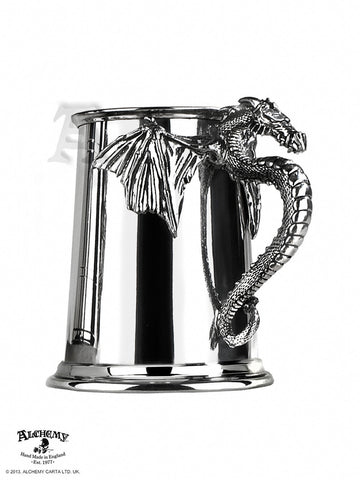 AAT10 - Dragon Tankard by Alchemy Gothic