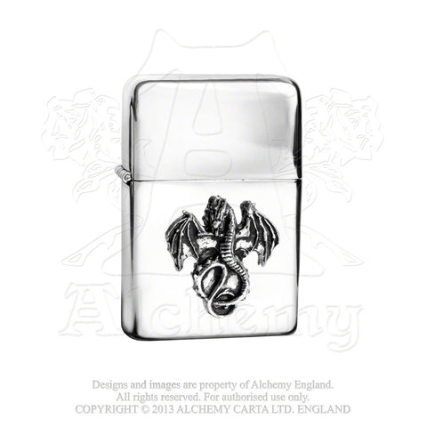 AAZ27 - Wyverex Lighter by Alchemy of England