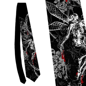 AT4 - Dead Fairy Necktie by Alchemy of England - Rare