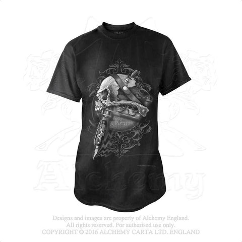 BT868 - Scar Bones T-Shirt by Alchemy of England - New