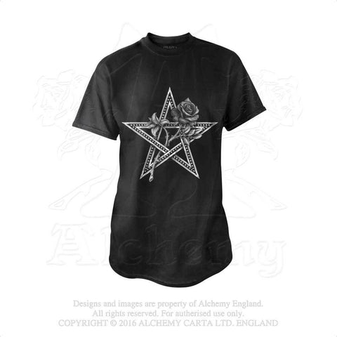 BT869 - Ruah Vered T-Shirt by Alchemy of England - New