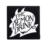 CC1 - The Demon Drink Ceramic Coasters by Alchemy of England