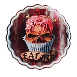 CT7 - Eat Me Cupcake Stand Trivet by Alchemy of England