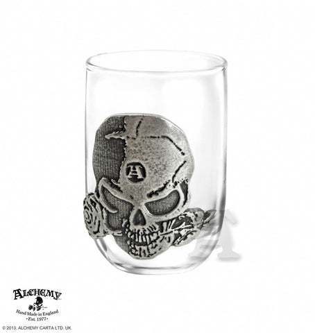 CWT47 - The Alchemist Shot Glass by Alchemy of England