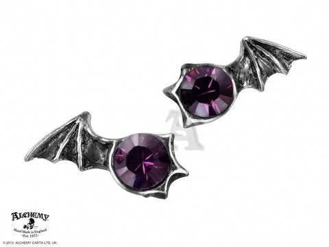 E252 - Matins Earrings by Alchemy of England