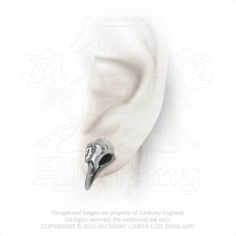 E359 - Rabeschadel Earrings by Alchemy of England
