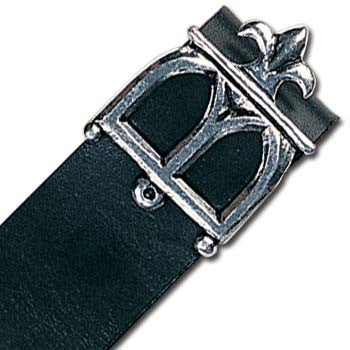 Star Mount Leather Belt by Alchemy of England - Rare