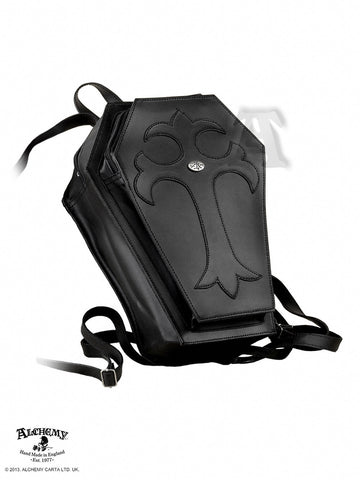 LG32 - Coffin Back Pack by Alchemy of England