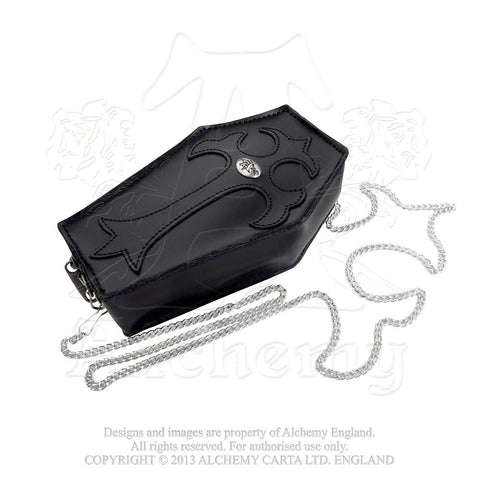 LG6 - Coffin Purse by Alchemy of England