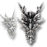P625 - Dragon Skull Pendant by Alchemy of England