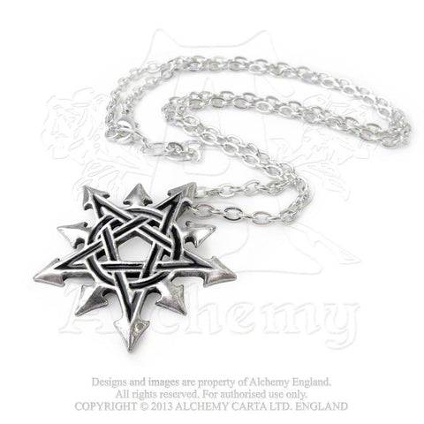 P650 - Chaosagram Pendant by Alchemy of England