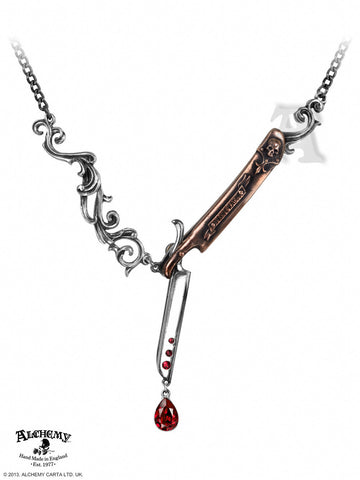 P672 - Huntsman's Man-Tamer Necklace by Alchemy of England